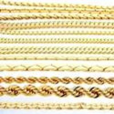 Επιχρυσωμένες  αλυσίδες - velvetcrafts.com
