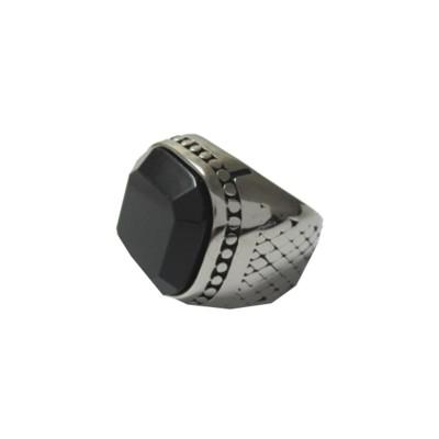 Aτσάλινα ανδρικά δαχτυλίδια - velvetcrafts.com