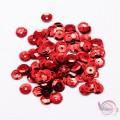 Πούλιες, κόκκινο, 6mm, 500τμχ Ξύλο
